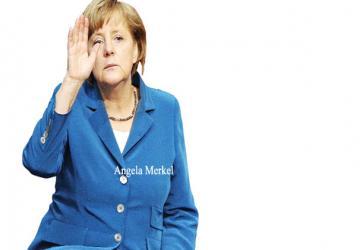 İpler Merkelin Elinde