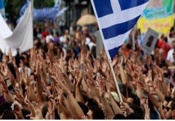 Yunanistanda her 4 kişiden 1i işsiz