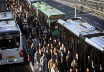 İstanbulda en çok ulaşım zamlandı