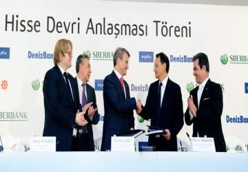 Denizbankın satış rakamı 6,9 milyar lira