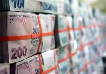 Bütçe Şubat ayında 1.4 milyar lira açık verdi
