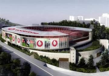 Vodafone ve BJK'den sponsorluk anlaşması