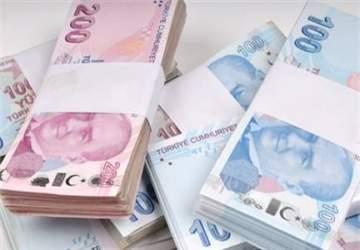 Bütçe ilk 5 ayda 4,3 milyar lira fazla verdi