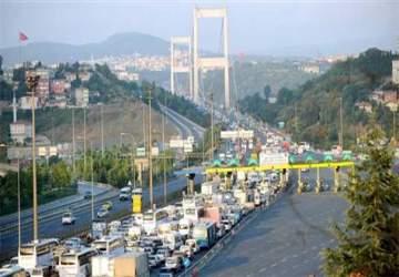 Köprü otoyol düzenlemesi Mecliste