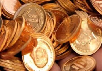 Altın üretiminde rekor kırıldı