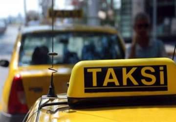 Taksi plakası altın değerinde