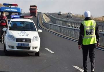 En fazla ceza sabırsız sürücülere yazıldı