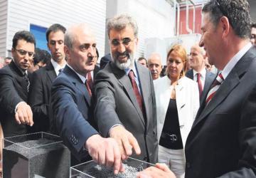 Erciyes'in eteklerine 15 milyon $'lık yatırım
