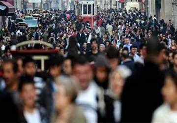 Kadın erkek nüfusundaki fark azaldı