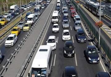 Trafikteki araç sayısı 18 milyonu geçti