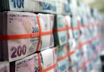 10 ayda 14,9 milyar lira açık